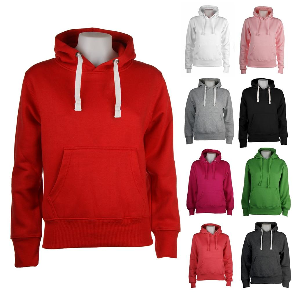Red Hoodie Sweater - Hardon Clothes