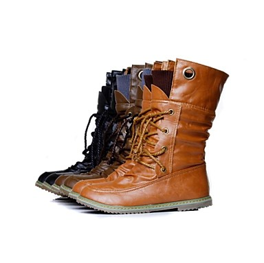 Lace-up Combat Boots (More colors) - The Style Basket